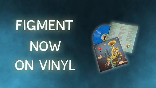 figment soundtrack vinyl