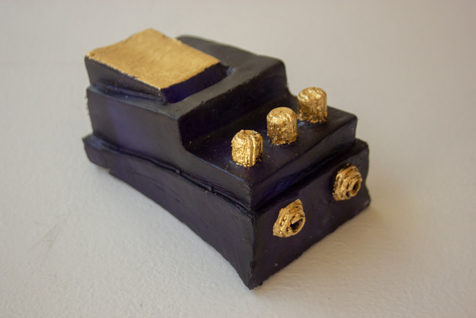 Blue Gold Stompbox