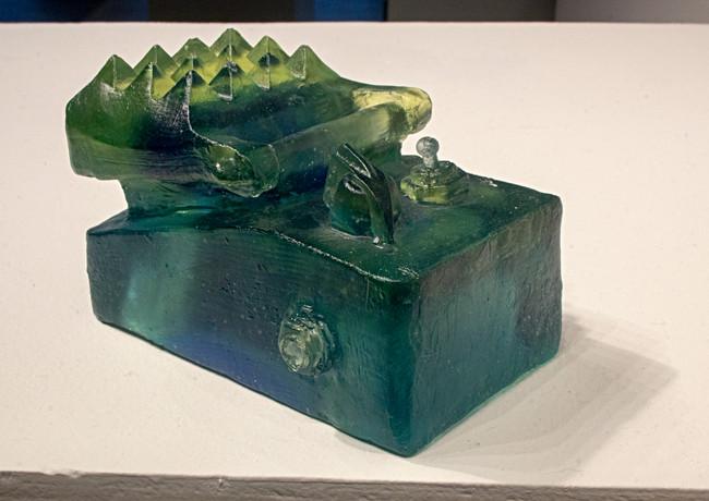 Green Stompbox