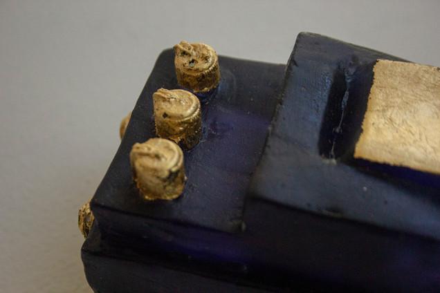 Blue Gold Stompbox