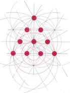 Roger Bénévant - Tracé géométrique au sol
