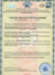 Малгобекская скорая, Решительные документы