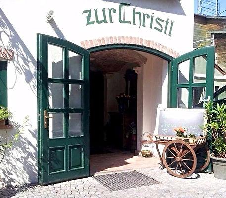 Wien, Heuriger, Heuriger zur Christl