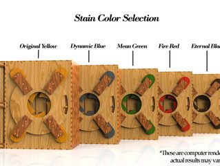 Stain Color Selections!