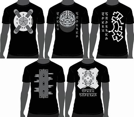 Original Kickstarter T-Shirt Designs