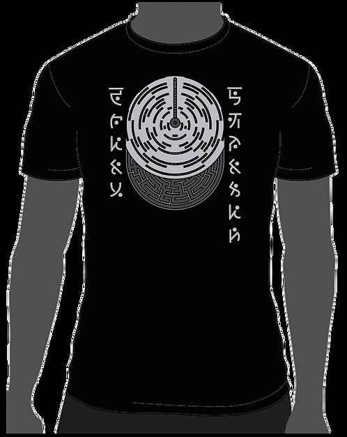Rotating Maze T-shirt