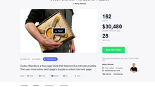 Kickstarter Takeover!