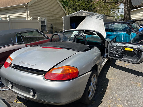 2002 PORSCHE BOXSTER S (PARTS ONLY)