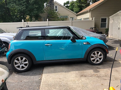2011 MINI COOPER S- PARTS ONLY