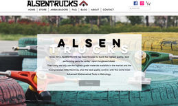 alsentrucks Site optimization.
