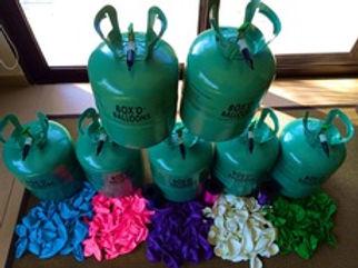 Helium Balloon Party Kit