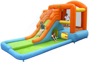 Airflow castle & Pool