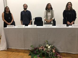 Actividad con el Centro colaborador de Brasil con ex becarias Fogarty