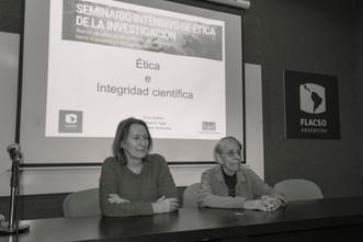 Seminario intensivo de Ética de la investigación