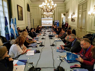 Centros colaboradores de OPS/OMS en Argentina revisan logros y refuerzan compromiso