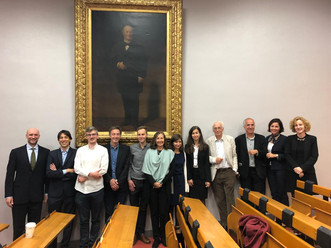 """Tres investigadores del Programa de Bioética de FLACSO participaron del coloquio en Sorbonne: """""""