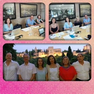 Reunión transdisciplinar en la Universidad de Granada