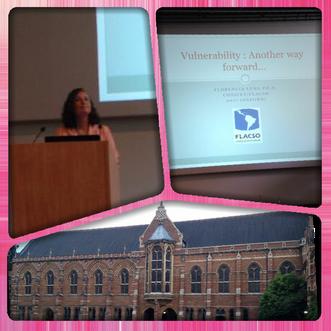 Ponencia de Florencia Luna en Oxford Global Health & Bioethics International Conference.