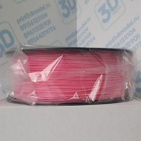 Розовый_abs_1.75_ 1кг_стримпласт_пластик