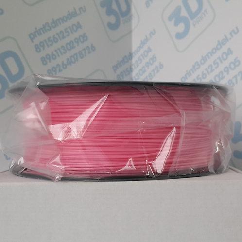 PLA пластик 1.75 мм  Розовый 1 кг