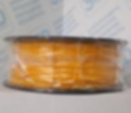 Желтый_abs_1.75_ 1кг_стримпласт_пластик
