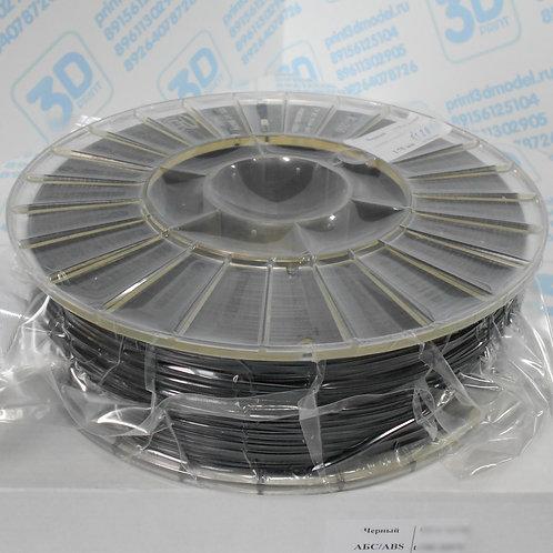 ABS пластик 1.75 мм Черный