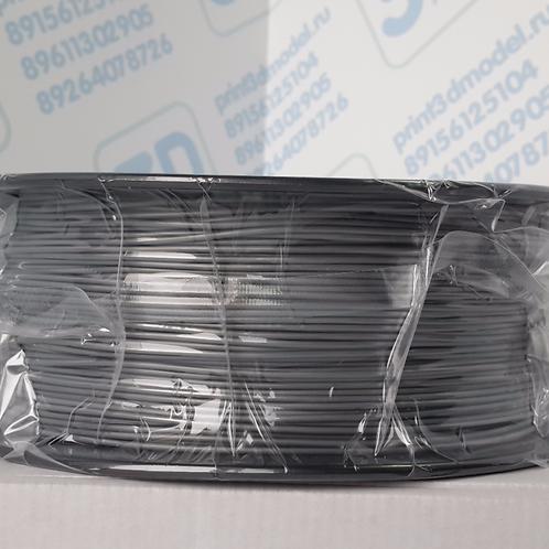 ABS пластик 1.75 мм Серебристо-серый