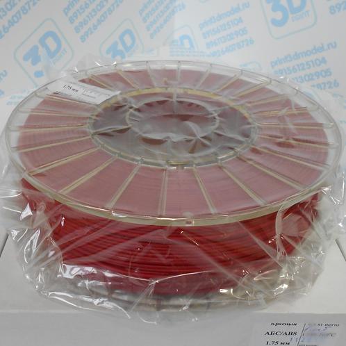 ABS пластик 1.75 мм Красный