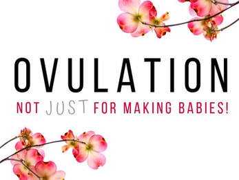 Ovulation; Not Just For Making Babies!