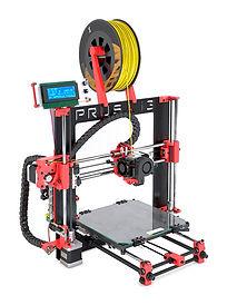 3D принтер BQ Prusa i3 Hephestos red