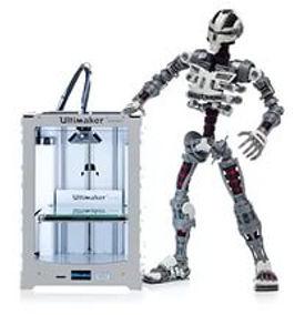 3D принтер Ultimaker Extended