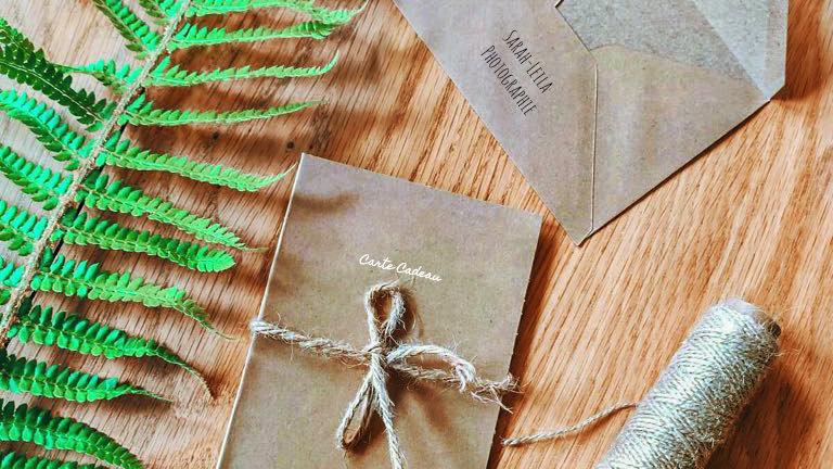 Carte cadeau formule individuelle