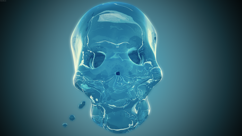 Realflow + Vray Test [part 3]
