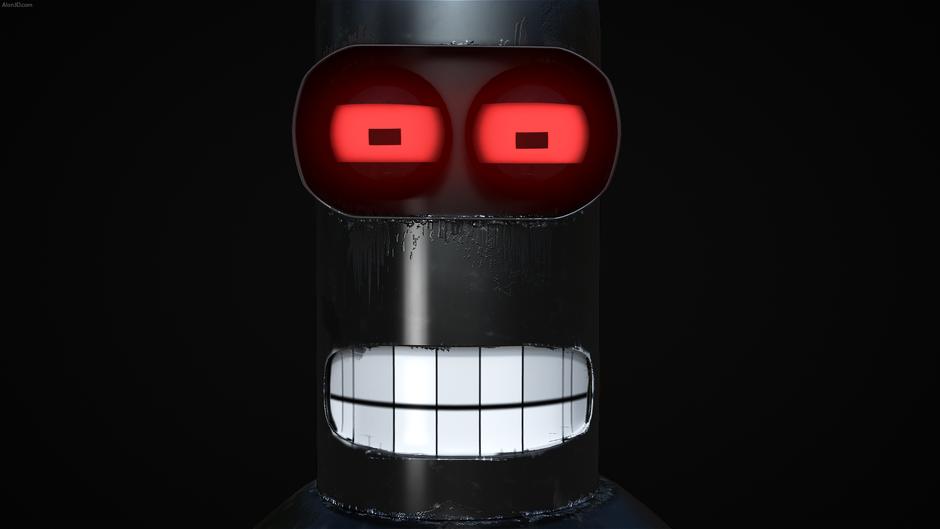 Bender Closeup