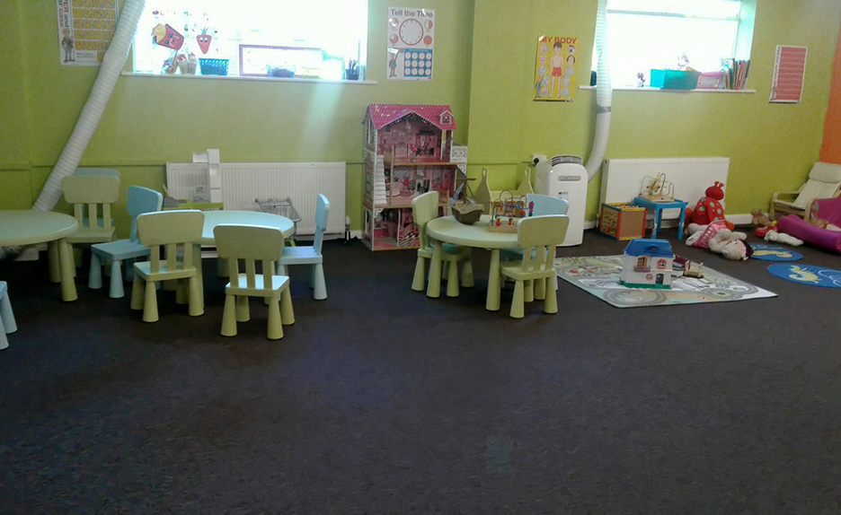 Tour of Childcare Facilities