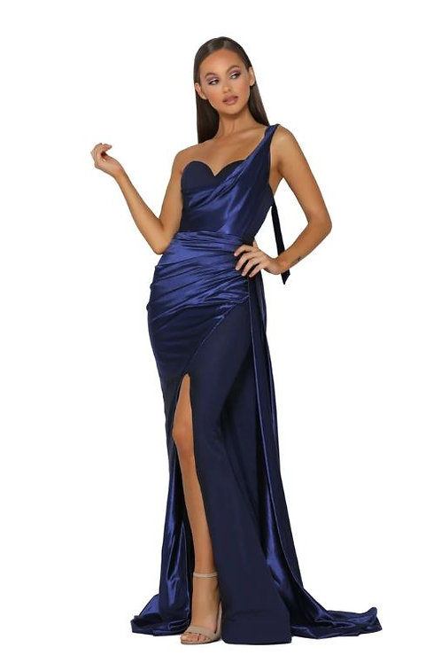 PS Valentina Navy Gown