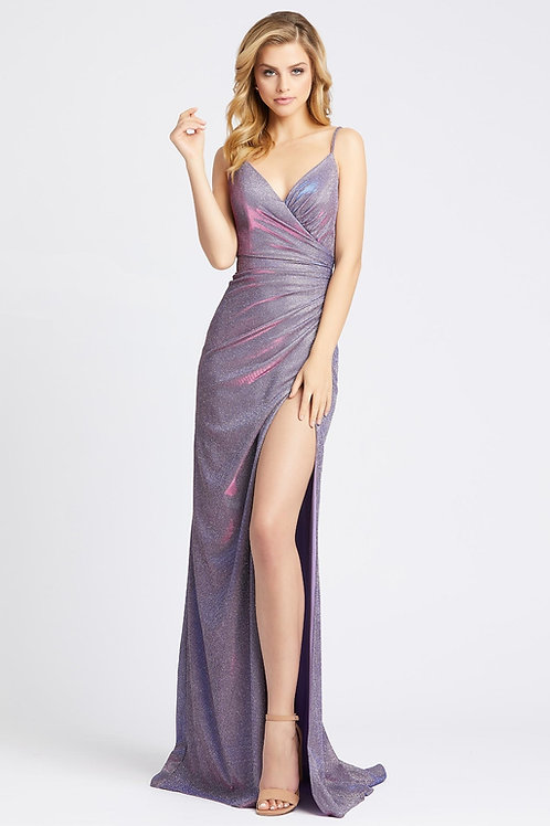 MD Jenna Lavender Twinkle Gown