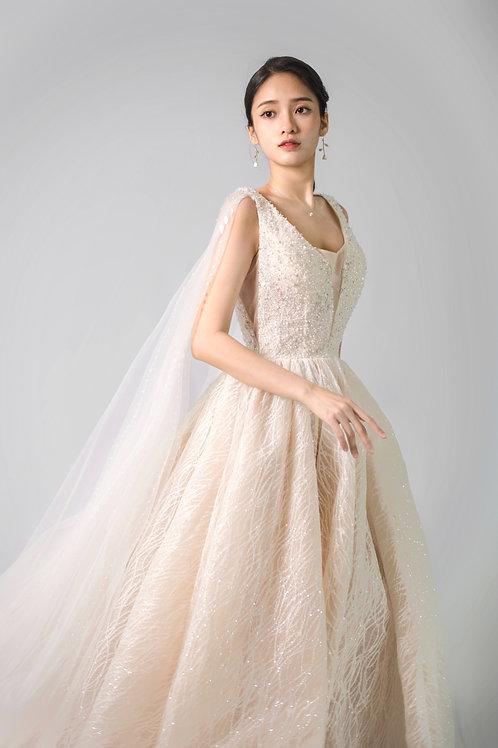 S Marcelline Jasmine Bridal Gown