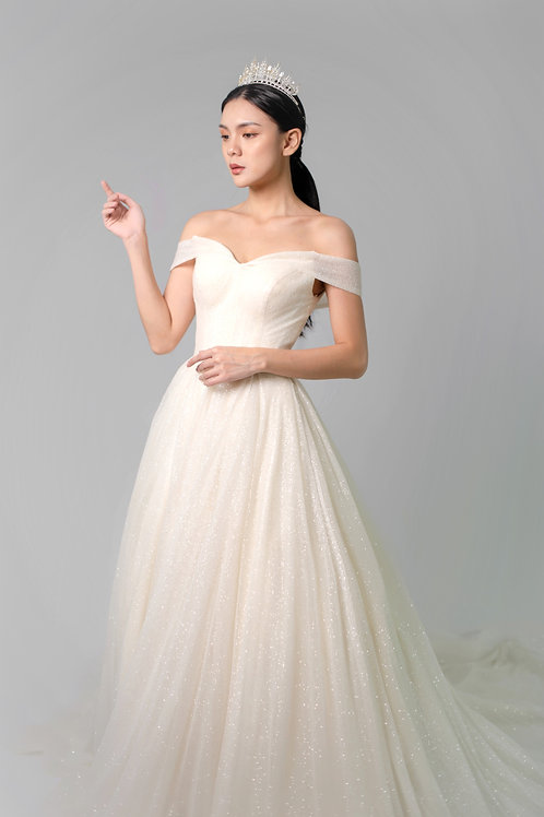 S Catrine Bridal Gown