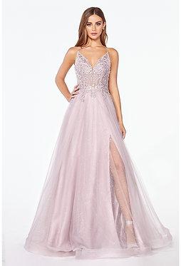 CD Mauve Venice Gown