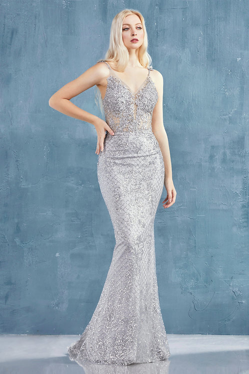 AL Melanie Frozen Gown