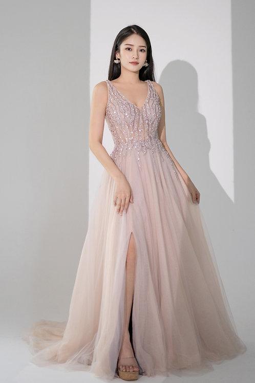 Lite Lilac Bella Gown