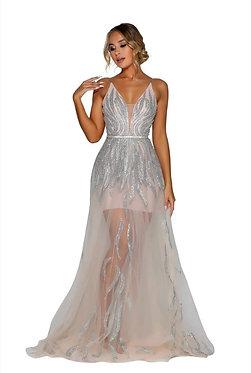 PS Bella Sheer Gown