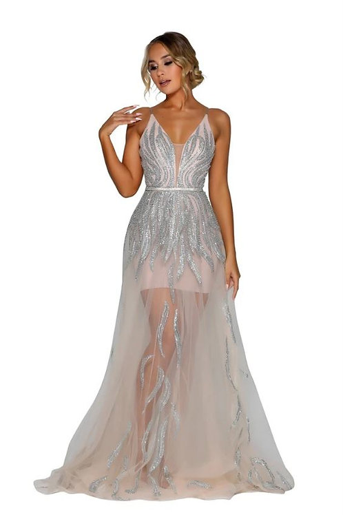 PS Bella Sheer Gown