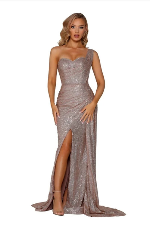 PS Valentina Rose Gold Gown