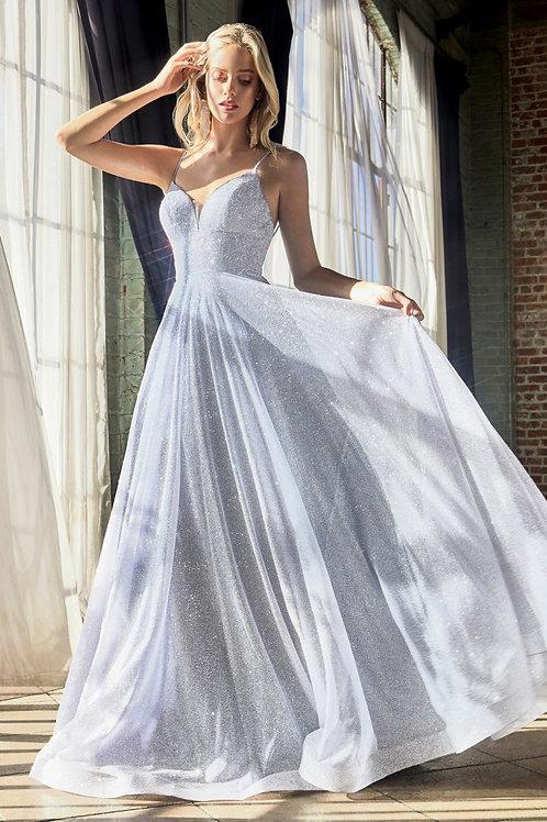 CD Aphrodite Blue Gown