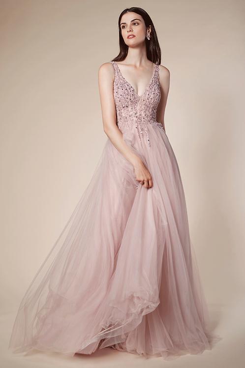 AL Bella Gown Mauve