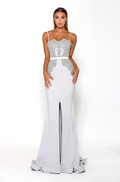 PS Normagale Gown Silver