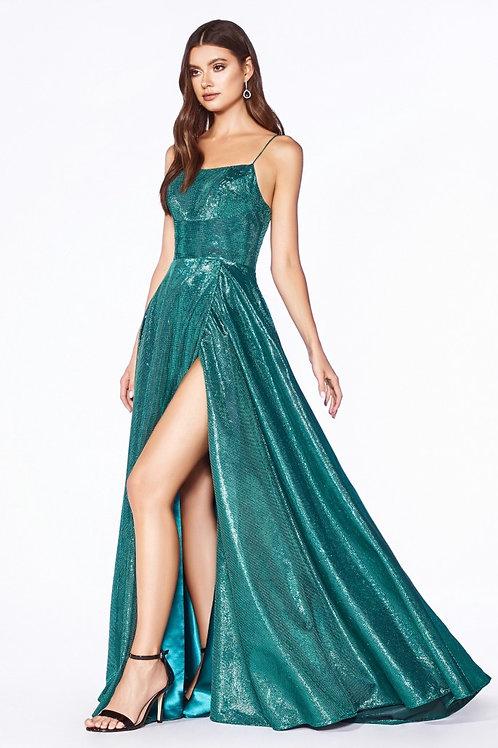 CD Belinda Emerald Gown