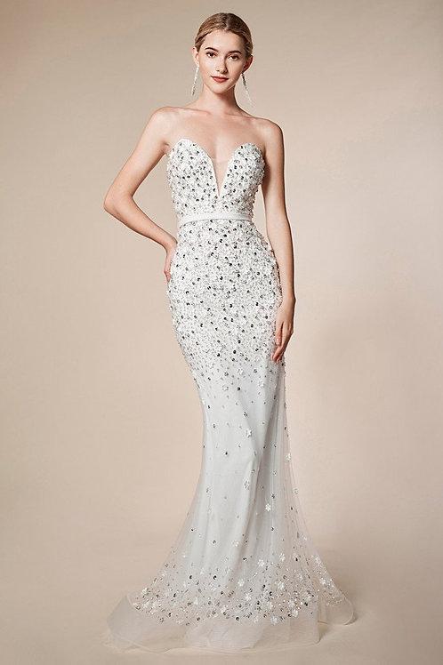 AL Springrain Sweetheart Gown